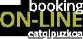 Online booking eatguipuzkoa