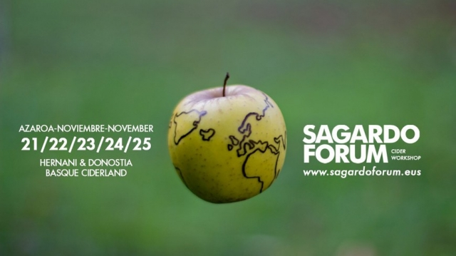 Aburuza, en Sagardo Forum 2019