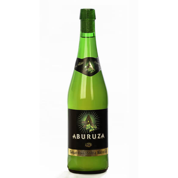 Aburuza all-natural cider